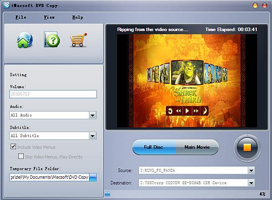 how to copy a dvd movie